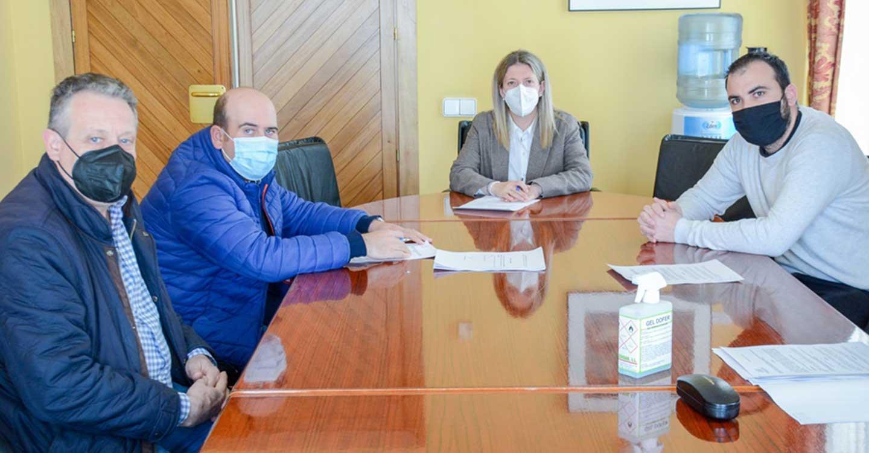Ayuntamiento de Tomelloso y Hermandad de San Isidro firman un convenio de colaboración