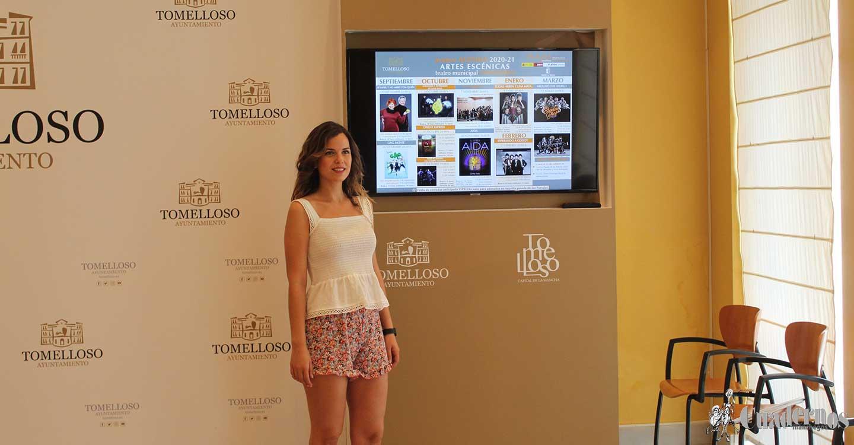 El Ayuntamiento de Tomelloso ha informado de las nuevas fechas de la programación del Área de Cultura