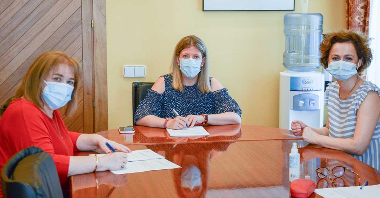 El Ayuntamiento de Tomelloso aporta 30.000 € a Fundación CERES para mantenimiento, funcionamiento y varios programas a desarrollar este año