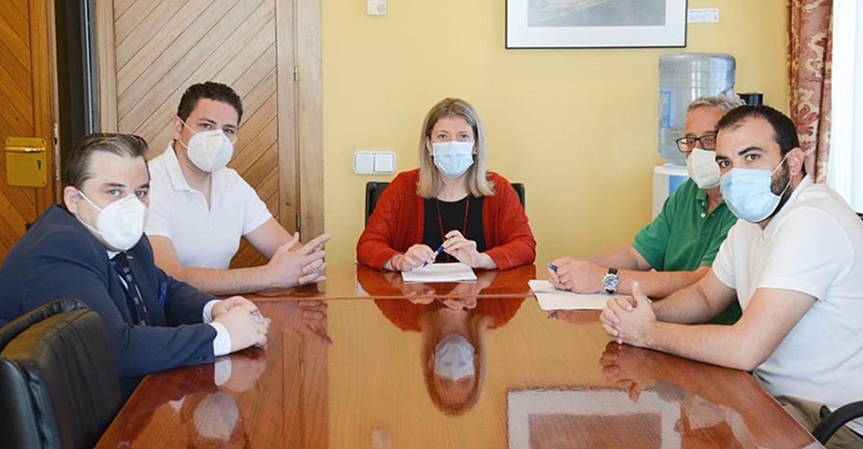 Ayuntamiento de Tomelloso y empresarios firman un convenio de colaboración dotado con 18.000 €