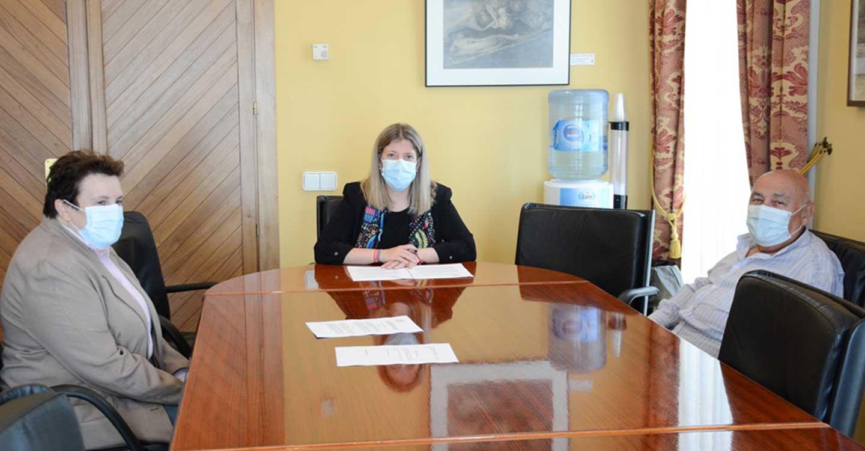 El Ayuntamiento de Tomelloso colabora con Cáritas aportando 41.000 euros para ayudas sociales