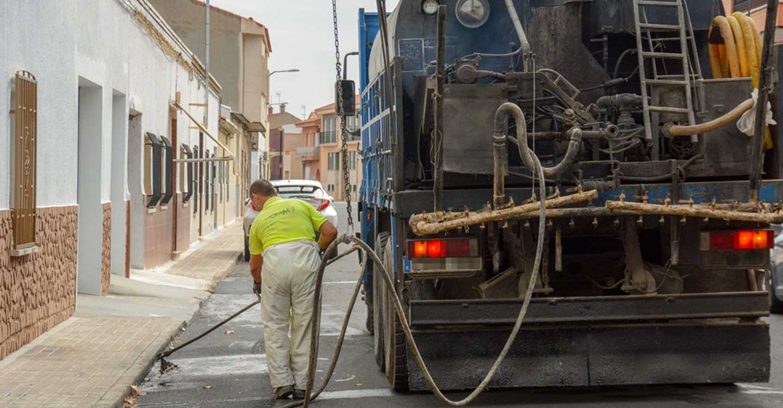 El Ayuntamiento de Tomelloso destina 100.000 euros del superávit de 2019 a repavimentación, bacheo y reparación de firme en varias calles de la ciudad