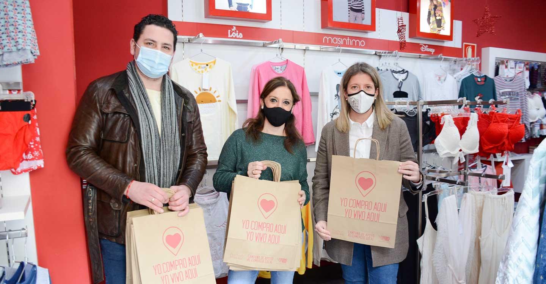 El Ayuntamiento de Tomelloso y la Diputación de Ciudad Real se unen en una campaña para impulsar el comercio local