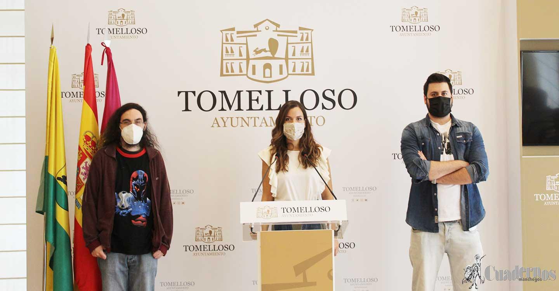 El Ayuntamiento de Tomelloso lanza un proyecto para ver las necesidades de la población joven de Tomelloso