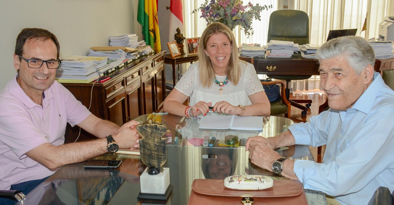 Ayuntamiento y AFAS firman un convenio de colaboración para el desarrollo de actividades en 2019