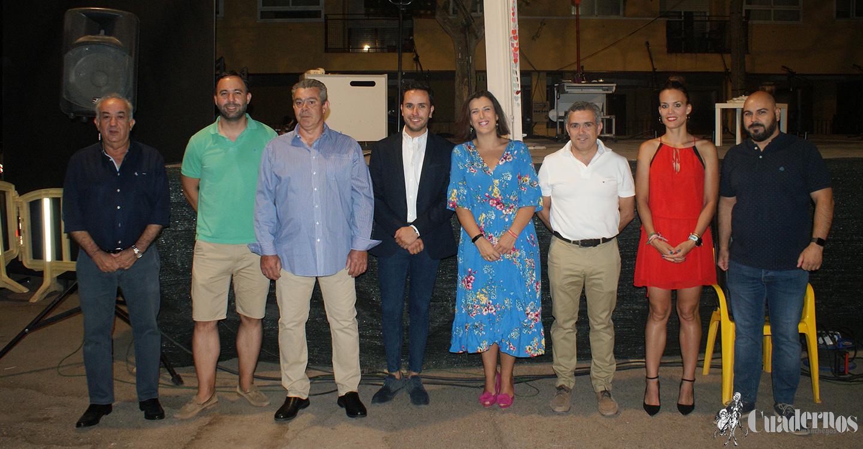 El Barrio Nuevo Tomelloso celebra sus fiestas presentando su habitual programa de actividad teatral, único en las fiestas de los barrios de Tomelloso.
