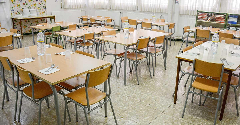 110 niños se benefician este verano de las becas de comedor escolar del Ayuntamiento de Tomelloso