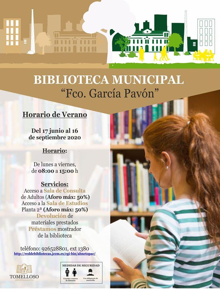 Biblioteca Tomelloso
