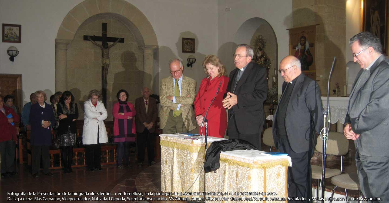 Blas Camacho Zancada y sus pasos de fe desde sus raíces cristianas.