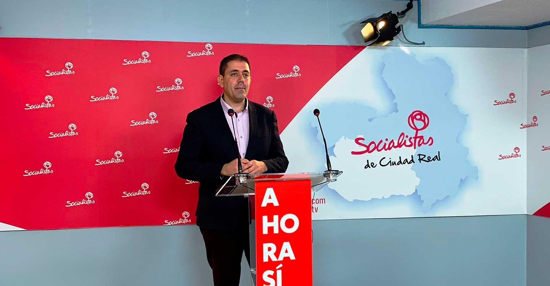 """Bolaños: """"Cañizares sabe que el Partido Popular de C-LM puso al Hospital de Tomelloso en una situación límite y en estado de ruina asistencial"""""""