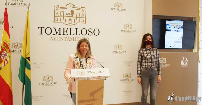 El Ayuntamiento de Tomelloso abre una bolsa de ayudas para el Sector Cultural por importe de 32600 euros