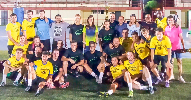 Café Malhabad gana la Liga de Fútbol-7 de verano de Tomelloso