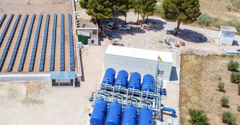 La calidad del agua que llega a Tomelloso seguirá mejorando con la limpieza de los depósitos que se va a acometer