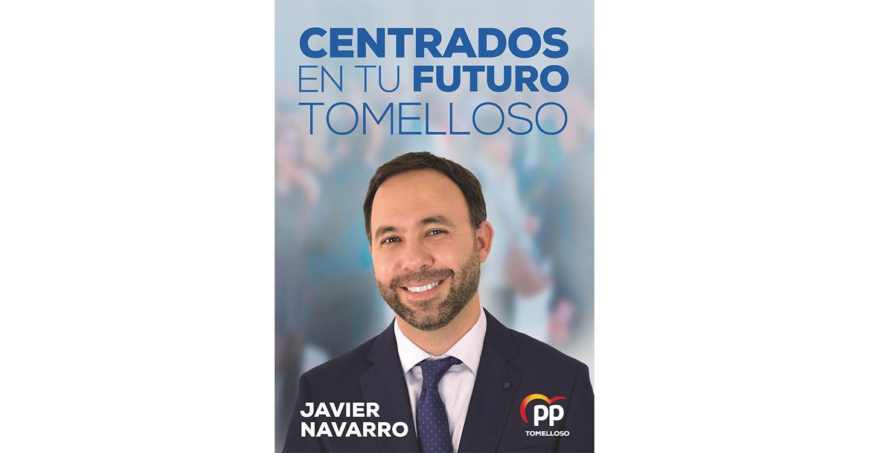 Candidatos del PP de Tomelloso a las próximas elecciones municipales del 26M