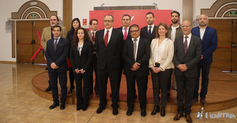 """""""Carácter Manchego"""" potenciará las transacciones comerciales con países del mundo aglutinando los productos de Castilla-La Mancha"""