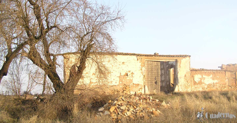 "Casas de campo de la Comarca de Tomelloso (9) : ""Abandonadas, derruidas o en ruinas"""