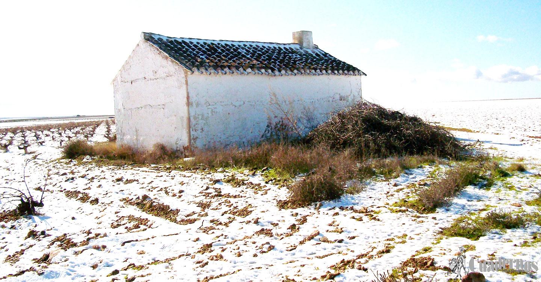 """Casas de campo de la Comarca de Tomelloso (6) : """"Casas más representativas"""""""