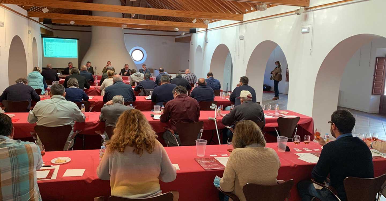 Gran participación en el IV Concurso de Catadores de Brandy, producto de gran tradición elaboradora en Tomelloso