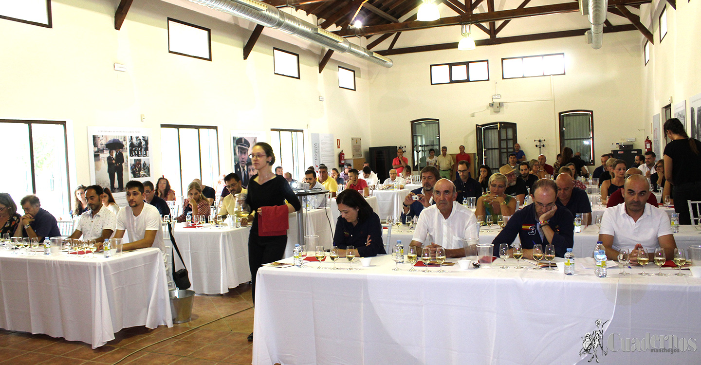 Celebrado en Tomelloso el III Concurso Nacional (XLIX Regional) de catadores de vino
