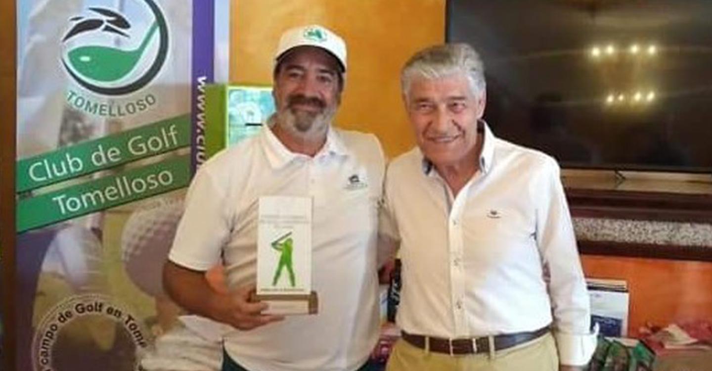 Celebrado el IV Torneo de golf benéfico organizado por el Club de Golf Tomelloso