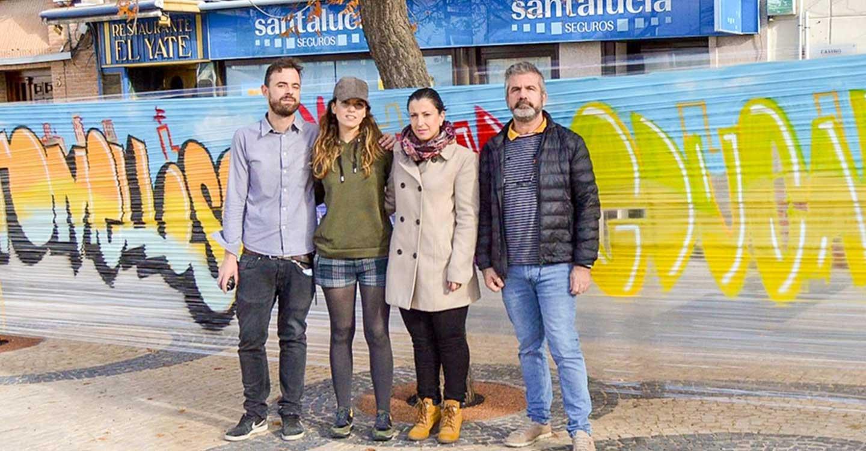 Celebrado en Tomelloso el Día de la Ciudad Educadora con una interesante actividad artística