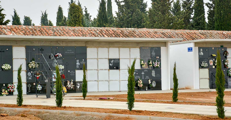 El Cementerio Municipal de Tomelloso abre desde hoy jueves también por las mañanas