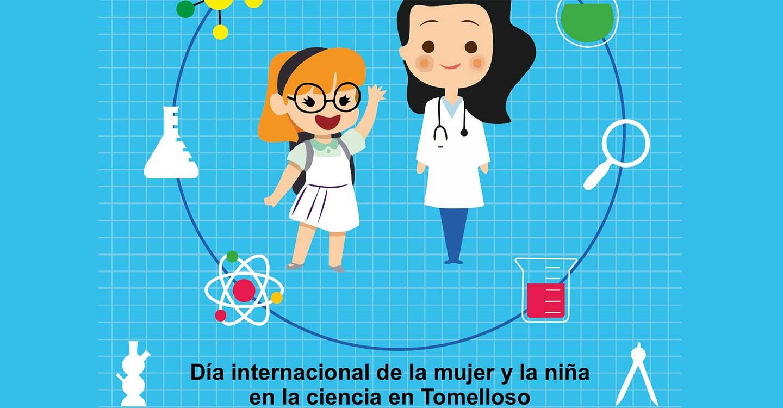 El Centro de la Mujer de Tomelloso proporciona material didáctico a centros educativos sobre el 'Día Internacional de la Mujer y la Niña en la Ciencia'