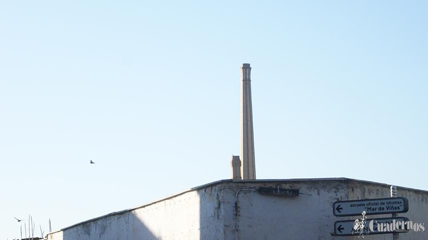 Chimeneas Destilación