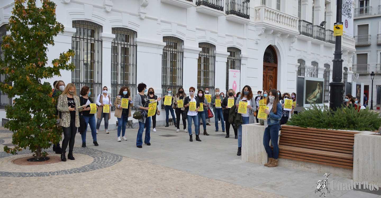 El colectivo de peluqueros de Tomelloso reivindica una bajada del IVA