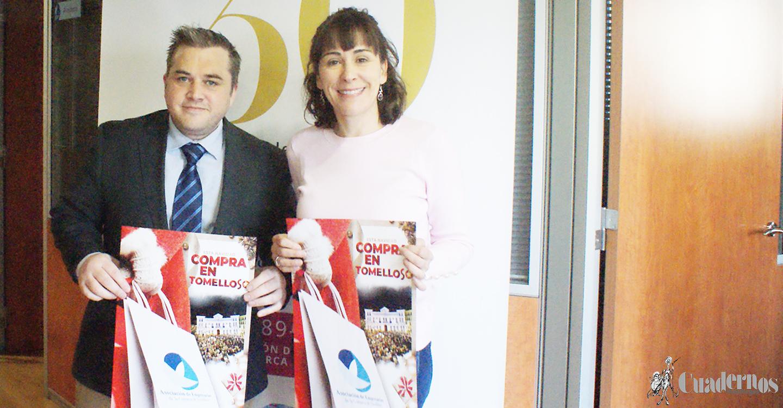 """""""Compra en Tomelloso"""" una prometedora campaña de apoyo al comercio de Tomelloso para estas fiestas navideñas"""