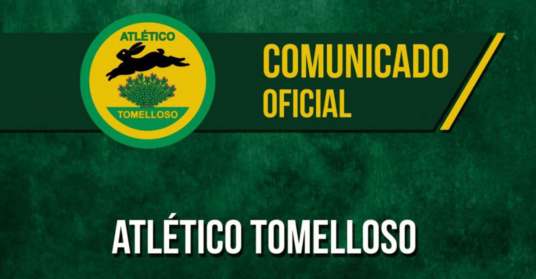 El Club Deportivo Atlético Tomelloso considera que dos de los jugadores del San José Obrero no tendrían que haber jugado y apelará el fallo del Juez Único de Competición de la Federación de Fútbol de Castilla-La Mancha