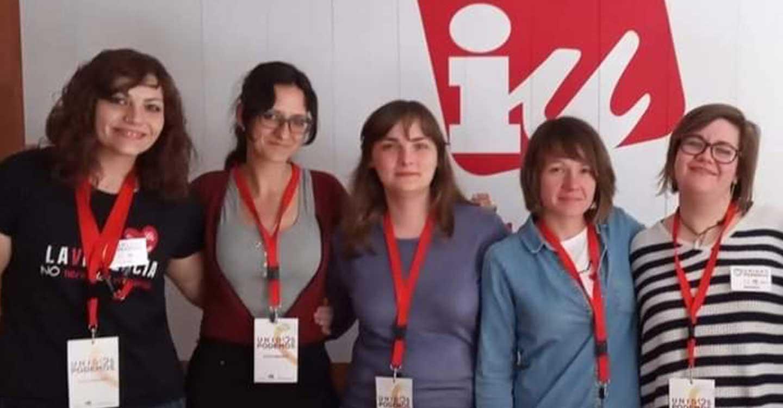 Comunicado de IU Tomelloso con motivo del día 8 de marzo, Día de la Mujer