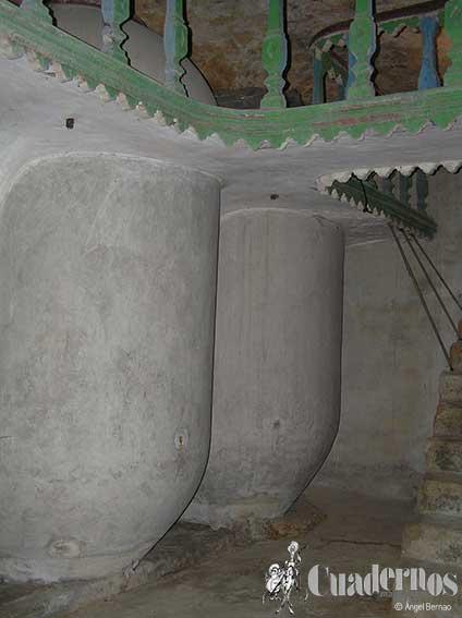 Cuevas concentracion