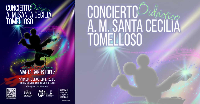Marta Baños López dirigirá el próximo 16 de octubre su primer concierto como directora de la Banda de la A. M. Santa Cecilia
