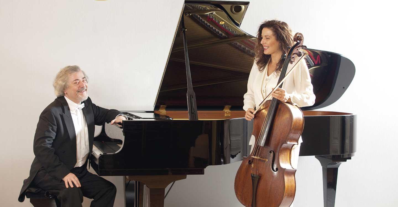 La Asociación Promúsica Guillerno González  de Tomelloso organiza su primer concierto del año con el Dúo de Salzburgo.