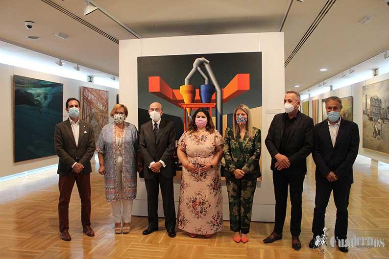 Presentado en  el Museo Infanta Elena el I Concurso Internacional de Grabado de Castilla-La Mancha