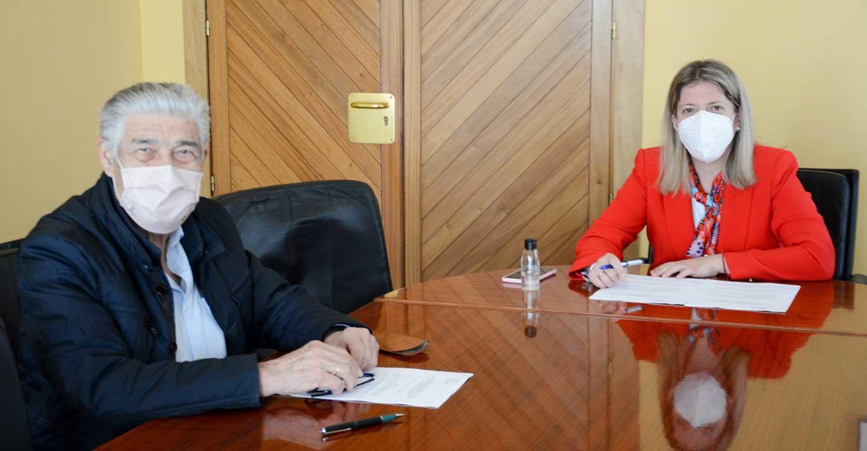 El Ayuntamiento de Tomelloso firma un convenio con AFAS para un proyecto de inserción laboral de personas con discapacidad intelectual
