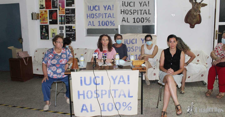 La Coordinadora por la Sanidad Pública de la Comarca de Tomelloso apoya la Enmienda a favor de la  UCI en el Hospital de Tomelloso y a Ivan Rodrigo por votar a favor de dicha enmienda.