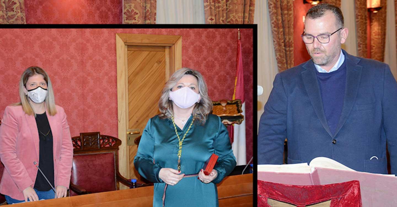 La Corporación despidió el año con un intenso pleno en el que Montserrat Benito y Amadeo Treviño tomaron posesión como concejales del PSOE de Tomelloso