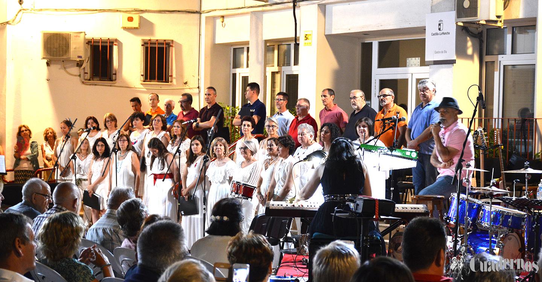 Una noche de verano especial con la Coral del Conservatorio de Tomelloso