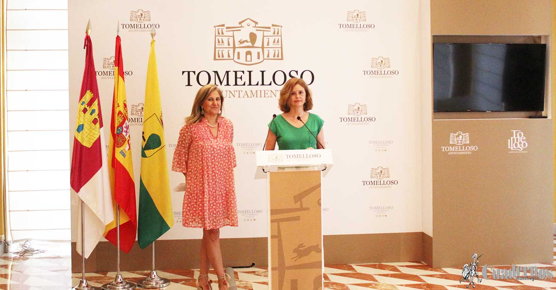 """Cortes Valentín : """"El Hospital se está desmantelando con nocturnidad y alevosía con el consentimiento de la alcaldesa de Tomelloso"""""""