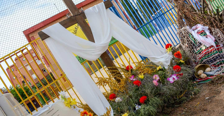 Ya se pueden visitar las cruces de mayo inscritas en el I Concurso Local de Tomelloso