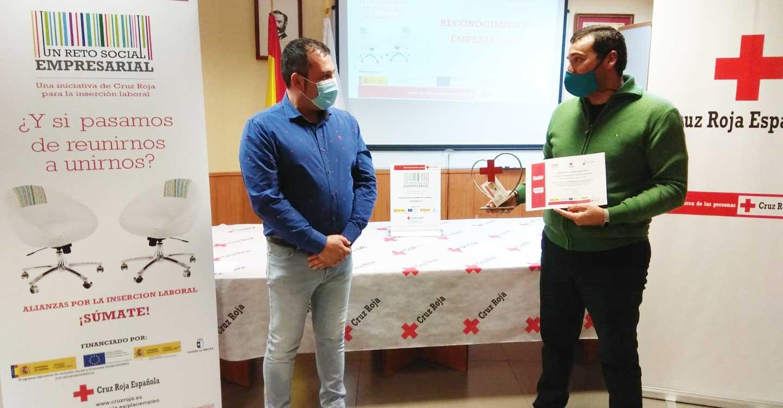 El área de Empleo de Cruz Roja en la provincia ha conseguido atender a cerca de 1.800 personas; 449 han encontrado empleo y  62 de ellas en Tomelloso