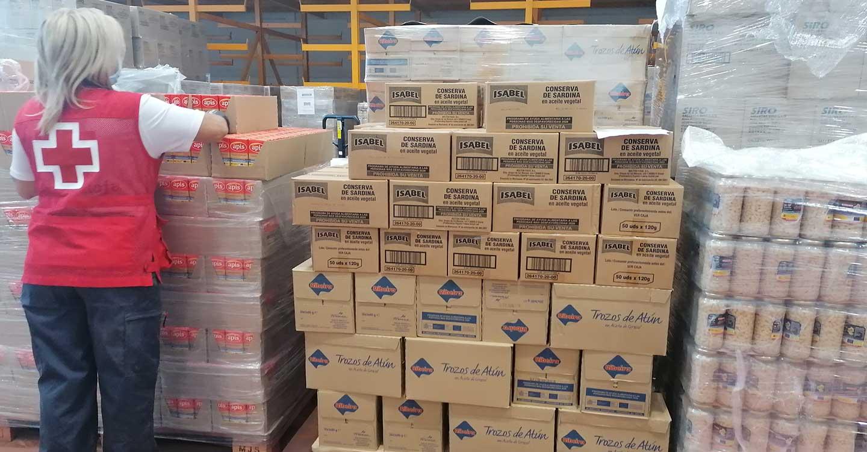 Cruz Roja en Tomelloso ayudará a 1.638 personas necesitadas