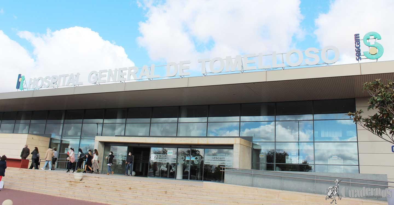 CSIF denuncia la marcha de profesionales sanitarios del Hospital General de Tomelloso