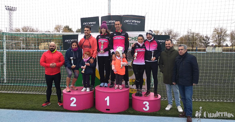 Virginia Mota y Damián López ganadores en sus respectivas categorías de la XLII Edición Carrera Popular de Tomelloso