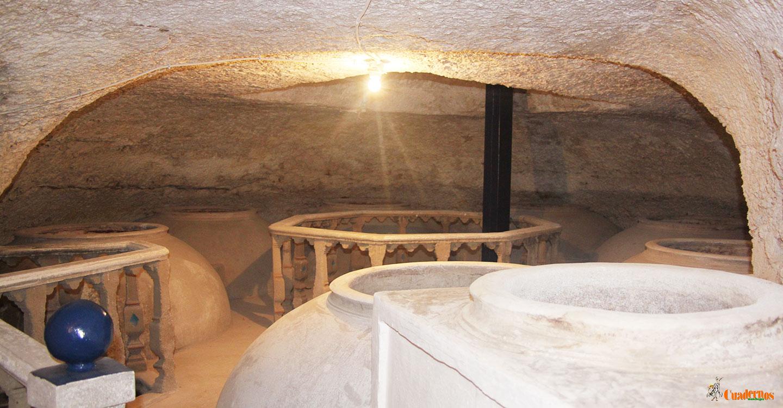 Cuevas domésticas