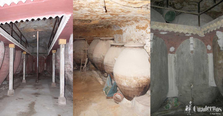 """Cuevas domésticas: """"El sorprendente mundo de las cuevas de Tomelloso, sigue proporcionando nuevos temas de comentarios interesantes"""""""