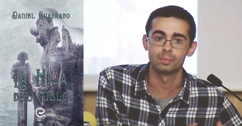 """Daniel Cuadrado Morales presenta en Tomelloso su nueva obra """"La hija del hielo"""""""
