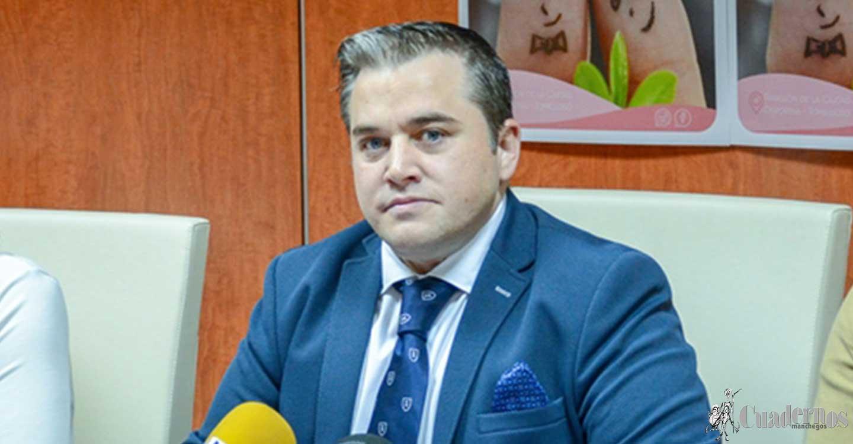 David Gallego, presidente de la AECT, felicita el Año Nuevo